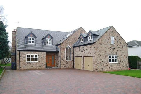 5 bedroom detached house for sale - The Rise, Darras Hall, Newcastle Upon Tyne, Northumberland