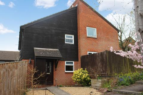 1 bedroom end of terrace house to rent - Lowden Close, Winchester, SO22