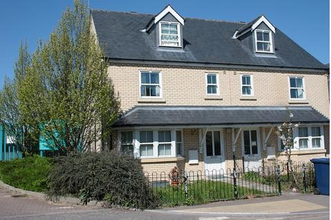 4 bedroom semi-detached house to rent - Cromwell Road, Cambridge