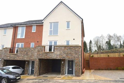 3 bedroom townhouse for sale - Ffordd Yr Olchfa, Sketty, Swansea