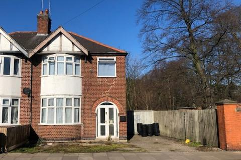 3 bedroom semi-detached house for sale - Glenfield Road, Leicester, LE3 6AW