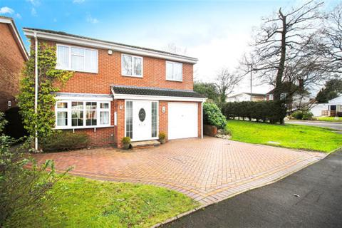 4 bedroom detached house for sale - Inchford Road, Solihull, B92 9QA