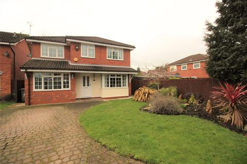 4 bedroom detached house for sale - Mallard Close, West Derby, Liverpool, Merseyside, L12