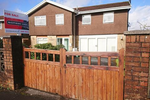 4 bedroom detached house for sale - Harlech Drive, Castle Park, Merthyr Tydfil