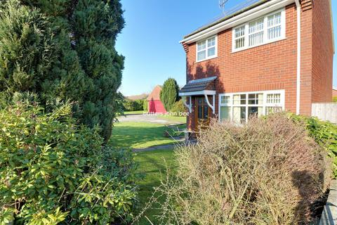 3 bedroom detached house for sale - Aspen Close, Harriseahead