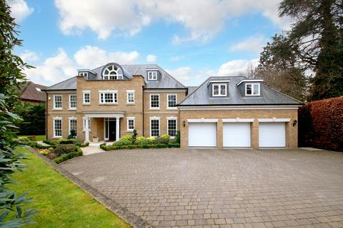 6 bedroom detached house for sale - Shrubbs Hill Lane, Sunningdale