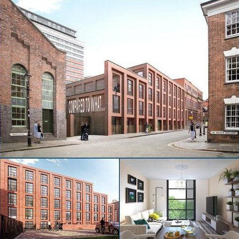 1 bedroom flat for sale - Assay Lofts, Charlotte St, Jewellery Quarter, Birmingham City Centre, B3