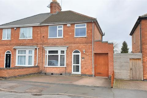 3 bedroom semi-detached house for sale - Mayflower Road, Leicester LE5