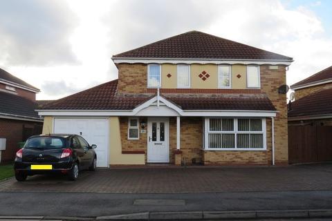 4 bedroom detached house for sale - Goldcrest Road, Nottingham, NG6