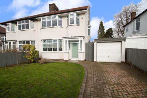 4 bedroom semi-detached house for sale - Menlove Avenue, Calderstones, Liverpool, Merseyside, L25