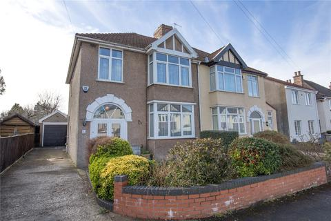 3 bedroom semi-detached house for sale - Lampeter Road, Westbury-On-Trym, Bristol, BS9