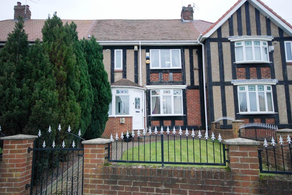 st lukes road sunderland 3 bed terraced house for sale. Black Bedroom Furniture Sets. Home Design Ideas