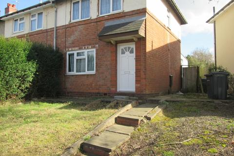 2 bedroom end of terrace house to rent - Holcombe Road, Tyseley