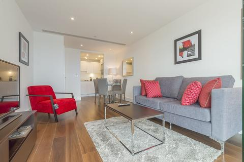 1 bedroom apartment to rent - Talisman Tower, 6 Lincoln Plaza, Canary Wharf, London, E14