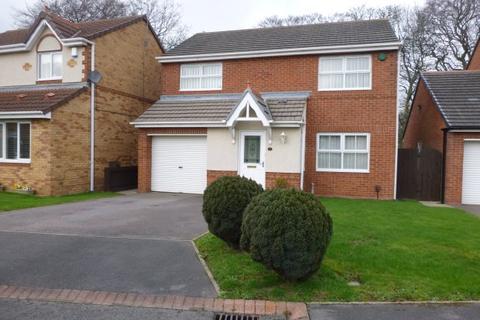 4 bedroom detached house for sale - MONTEREY, BURDON VALE, SUNDERLAND SOUTH