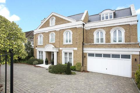 6 bedroom detached house for sale - Roedean Crescent, Putney, London, SW15