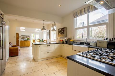 5 bedroom semi-detached house for sale - 14 King Ecgbert Road, Dore, S17 3QQ