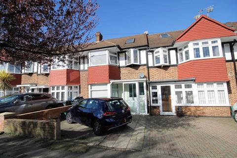 3 bedroom terraced house to rent - Dudley Drive, Morden