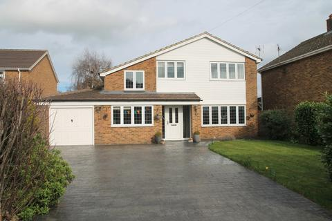 4 bedroom detached house for sale - Purbeck Close, Bedgrove, Aylesbury