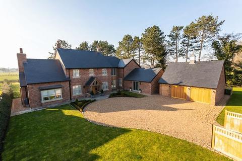 5 bedroom detached house for sale - Warford Lane, Mobberley