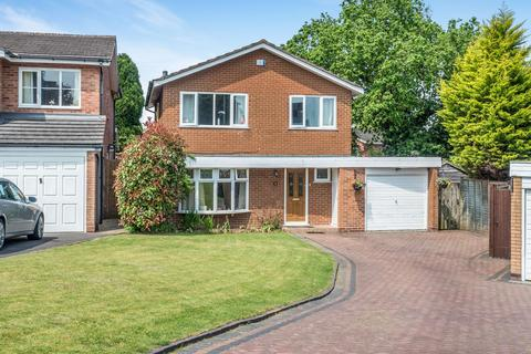 4 bedroom detached house for sale - Barcheston Road, Knowle, Solihull, B93