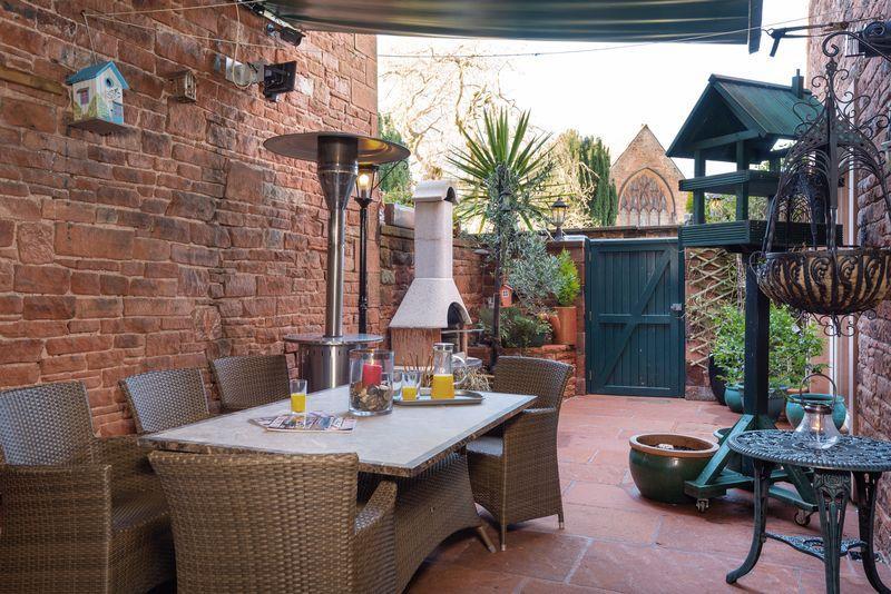 Courtyard,...