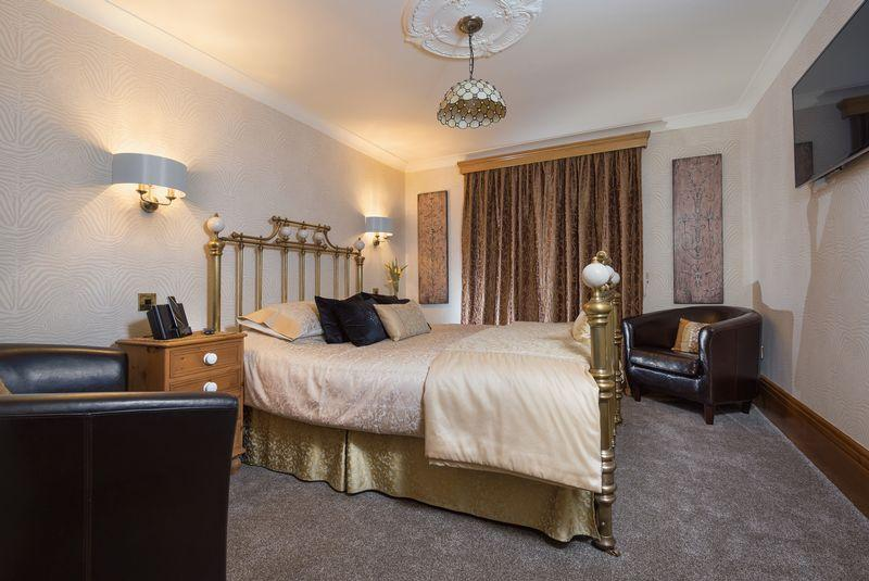Bedroom, Brooklands