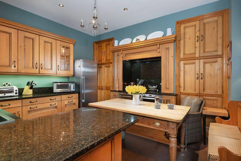 Kitchen, Brooklands