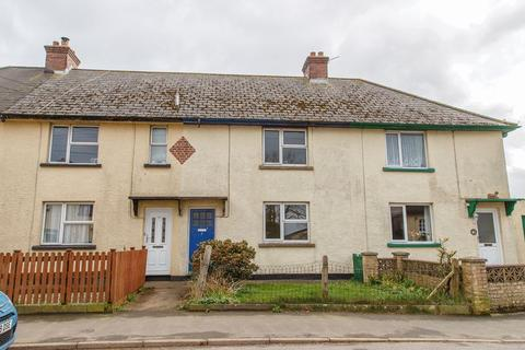 3 bedroom terraced house for sale - Church Street, Morchard Bishop