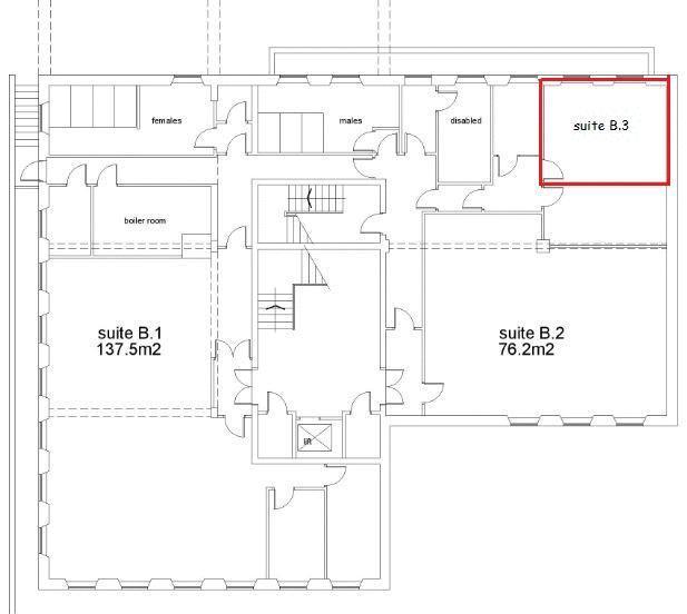 Floorplan: B3