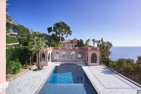 10 bedroom house  - Roquebrune Cap Martin, French Riviera