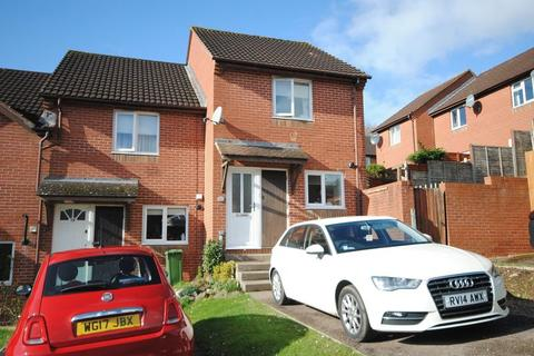 2 bedroom end of terrace house for sale - Cornflower Hill, Exeter
