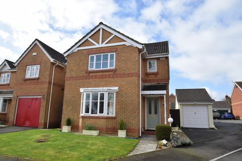 3 bedroom detached house for sale - 4 Bro Dirion, Broadlands, Bridgend, Bridgend County Borough, CF31 5AB