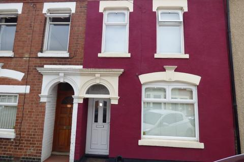 3 bedroom terraced house to rent - Euston Road, Northampton