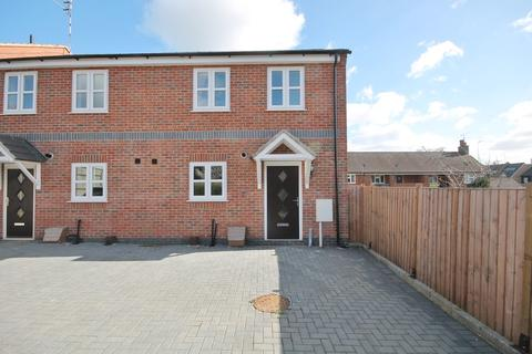 2 bedroom semi-detached house to rent - Chapel Street, Oadby, Leicester LE2