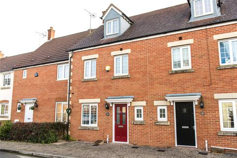 4 bedroom terraced house for sale - Ulysses Road, Swindon, Wiltshire, SN25