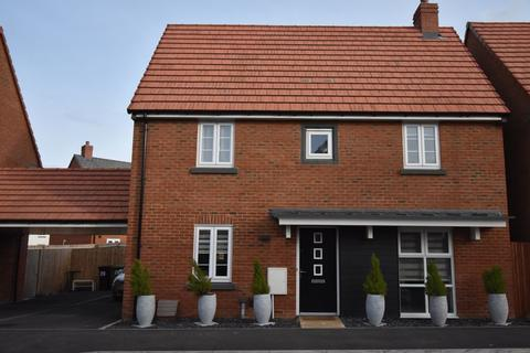3 bedroom detached house for sale - Miles Road, Sherborne Fields