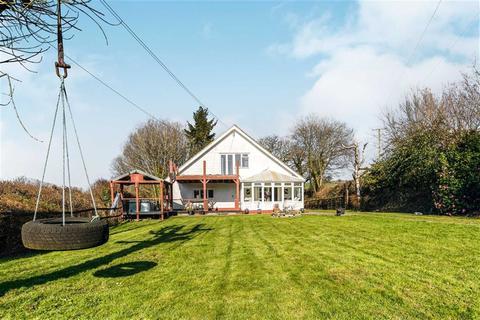 4 bedroom property with land for sale - Nantgaredig