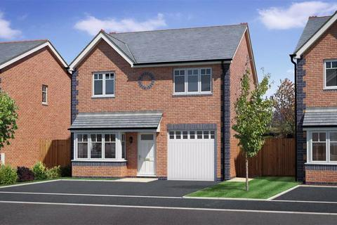 4 bedroom detached house for sale - Plot 21 Heritage Green, Welshpool, SY21