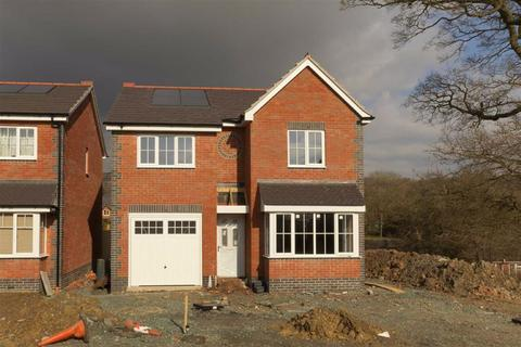 4 bedroom detached house for sale - Plot 17 Heritage Green, Welshpool, SY21