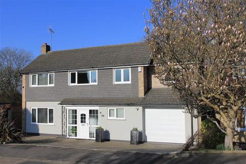4 bedroom detached house for sale - Beech Road, Oadby, Leicester