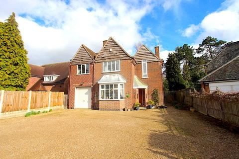 4 bedroom detached house for sale - Glenfield Frith Drive, Glenfield