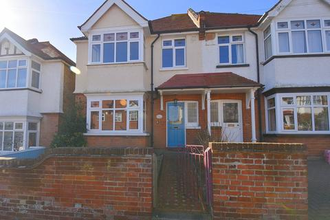 4 bedroom semi-detached house for sale - King Edward Avenue, Broadstairs, CT10
