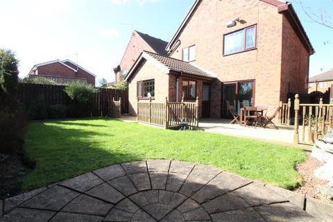 4 bedroom detached house for sale - Hirncroft Close, Hull
