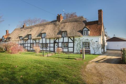 5 bedroom cottage for sale - East Hanney