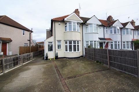 3 bedroom end of terrace house for sale - Ashcroft Crescent, Sidcup, DA15