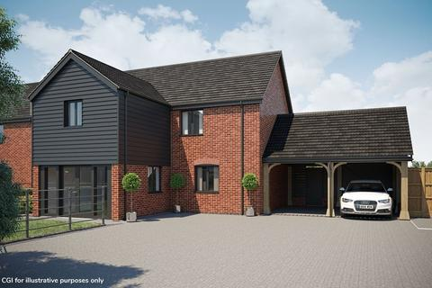 4 bedroom semi-detached house for sale - Plot 6 The Chestnut, Oaklnad Mews