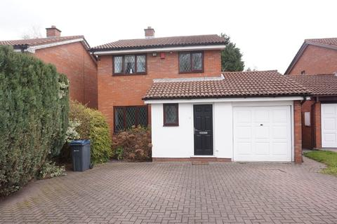 3 bedroom detached house for sale - Clarence Road, Four Oaks, Sutton Coldfield