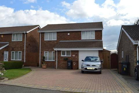 4 bedroom detached house for sale - Mapperley Drive, Wakes Meadow, Northampton NN3 9UF