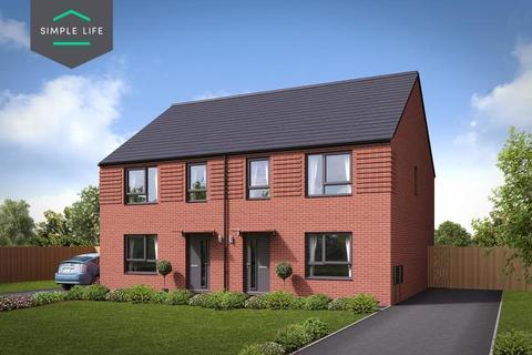 4 bedroom semi-detached house to rent - Plot 60 Hazel, 15 Tickhill Drvive, Sheffield, S2 1FB
